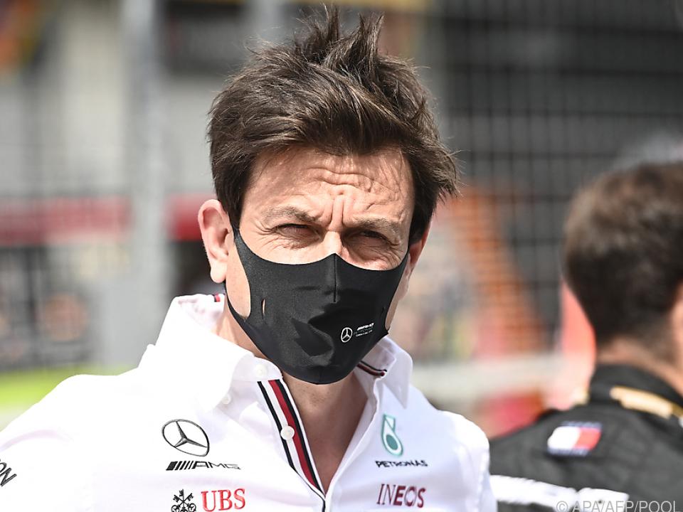 Toto Wolff kennt die Mercedes-Entscheidung bereits