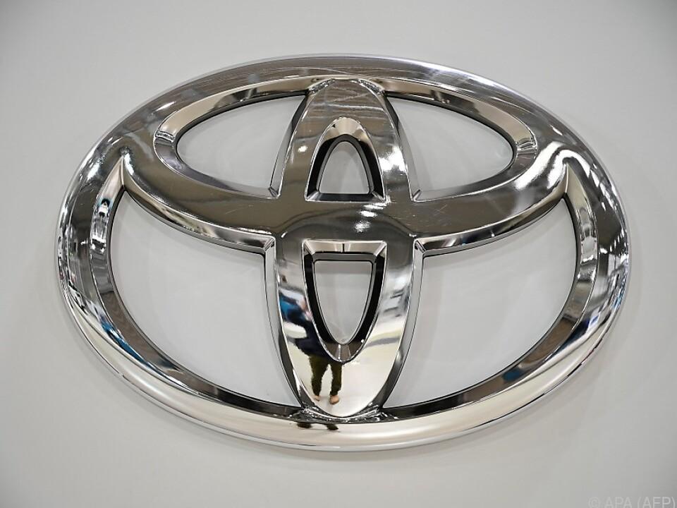 Toyota baut im September 40 Prozent weniger Autos