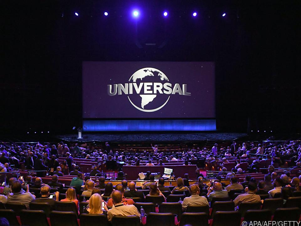 Universal Pictures bei der \