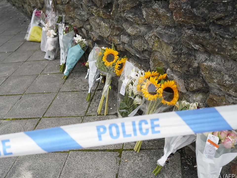 Unter anderem war ein dreijähriges Mädchen unter den Opfern
