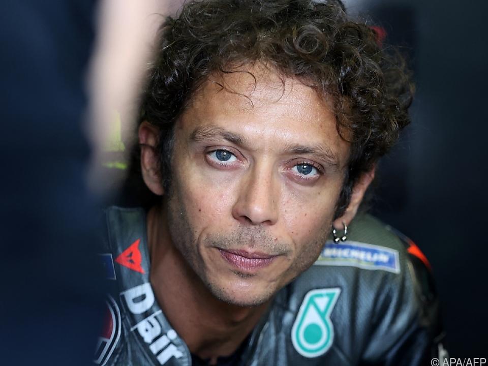 Valentino Rossi beendet am Saisonende Karriere