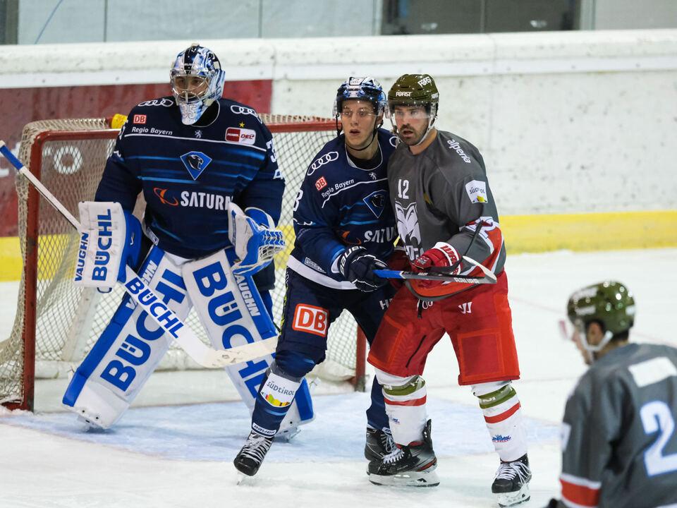 Vinschgau Cup - ERC Ingolstadt vs HCB Südtirol 7-1
