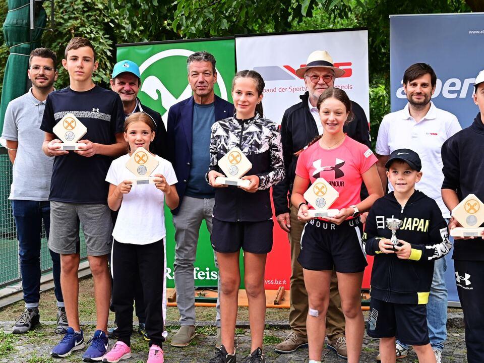 VSS-Raiffeisen Tennis-Landesmeiter 2021