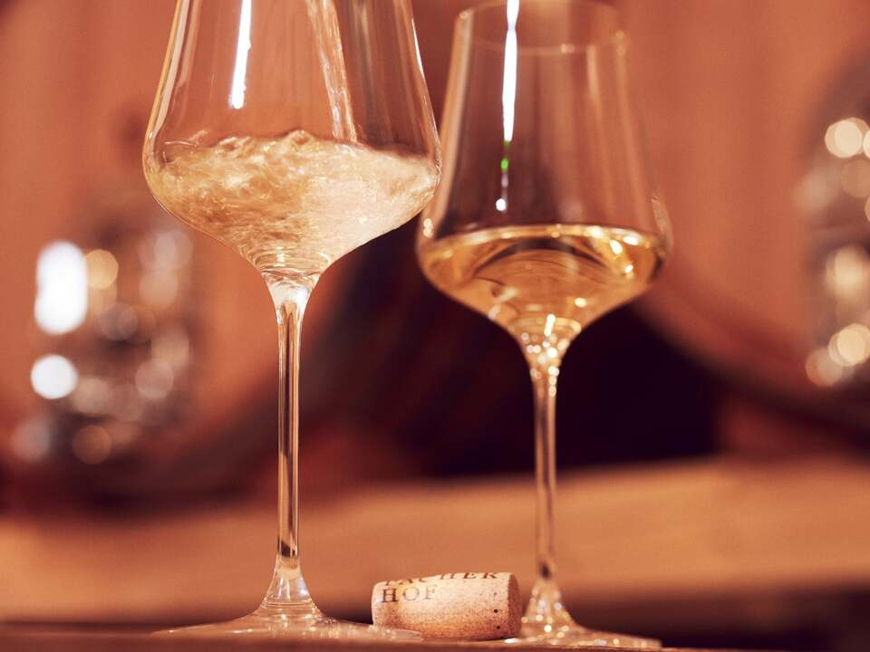 Wein Weißwein Weinwirtschaft_IDM_settore vinicolo