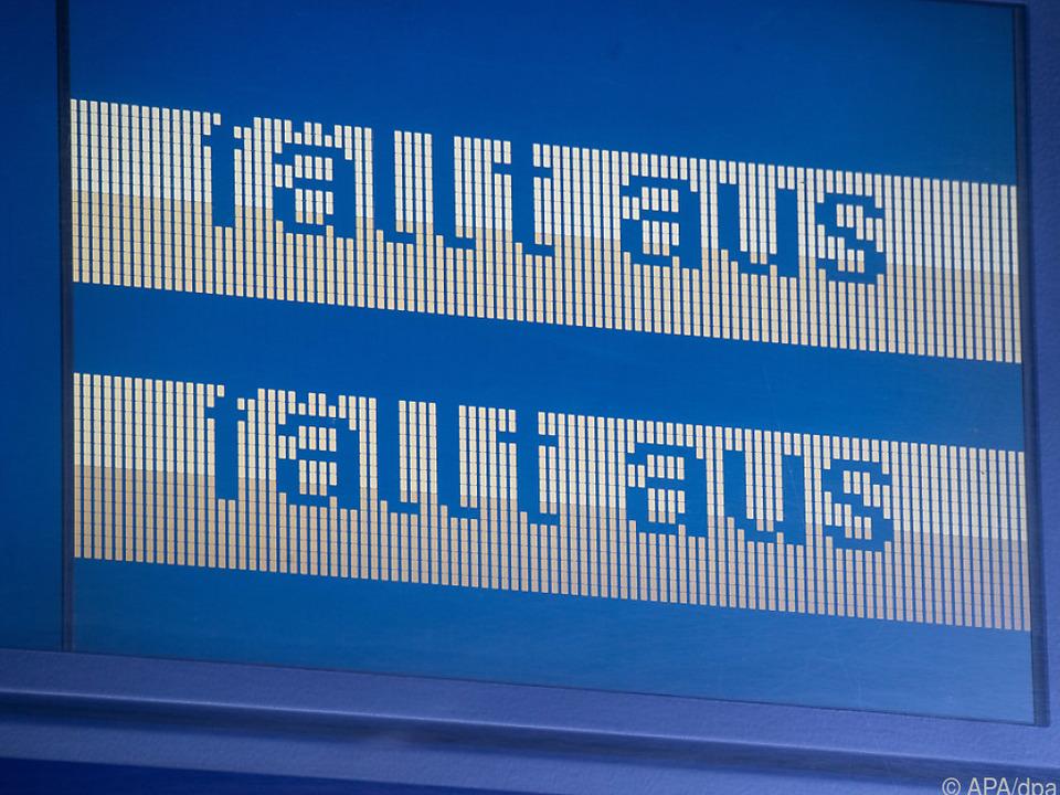 Weiter Zugausfälle wegen Streiks bei Deutscher Bahn