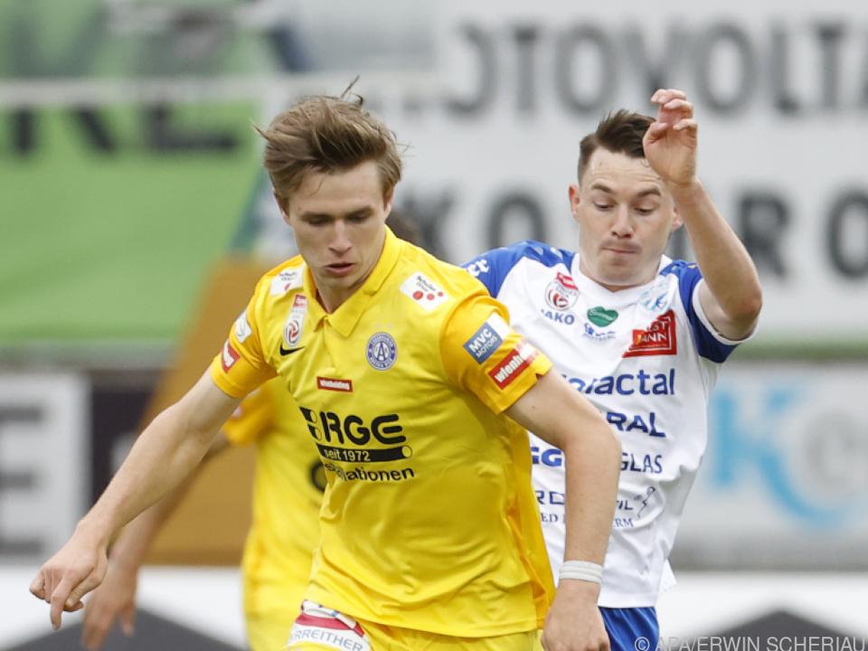 Wimmer will sich nun in deutscher Liga durchsetzen