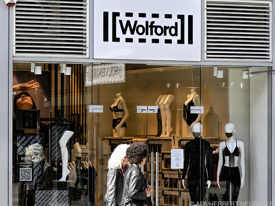 Wolford leidet unter der Coronakrise - 13 Mio. Verlust im Halbjahr