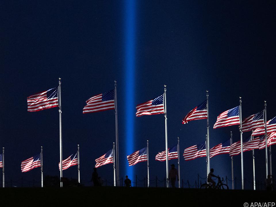 9/11 Gedenken in den USA