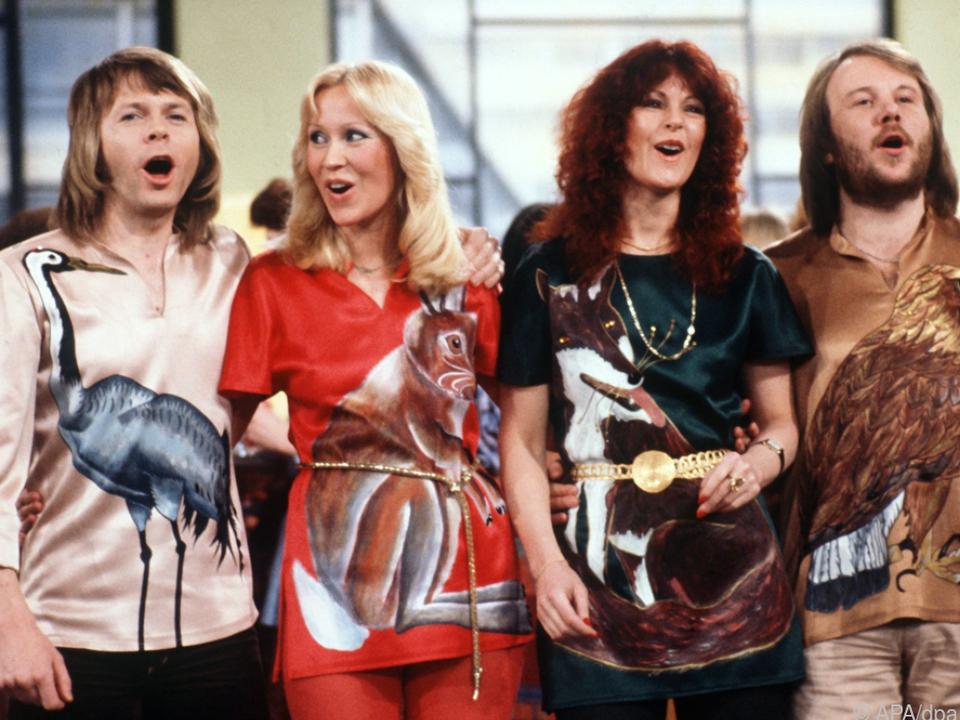 ABBA singen wieder