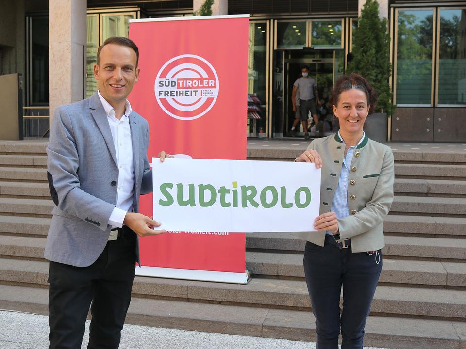 Abgeordnete Sudtirolo