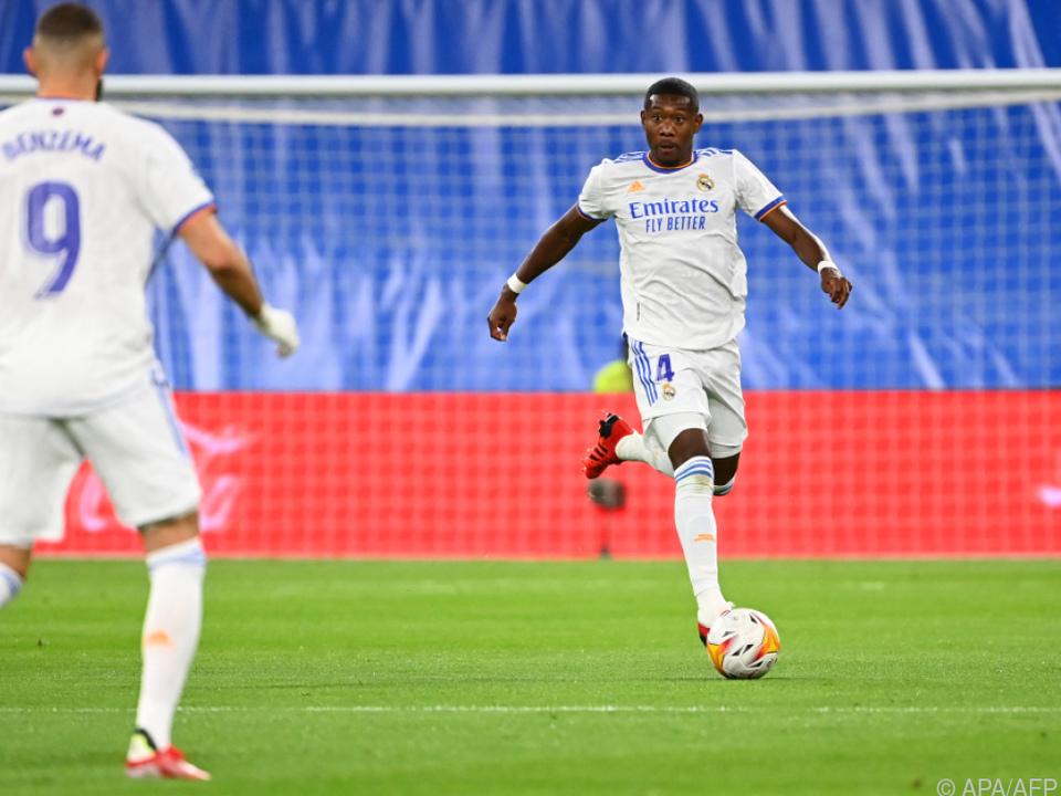 Alaba erreichte mit Real gegen Villarreal nur ein 0:0