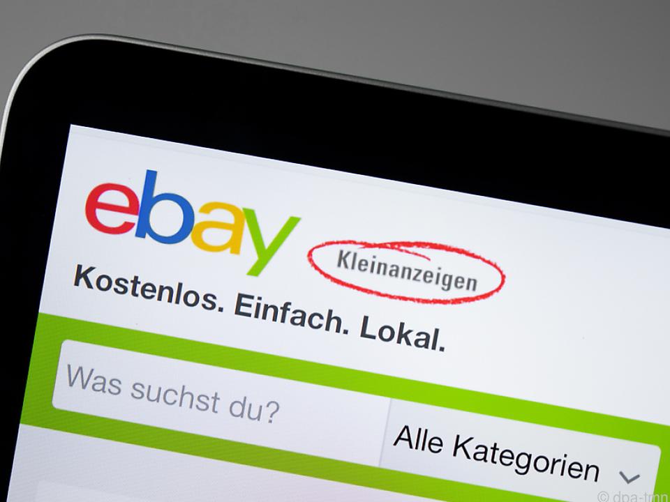 Alle Nutzer von Ebay müssen Telefonnummer verifizieren lassen