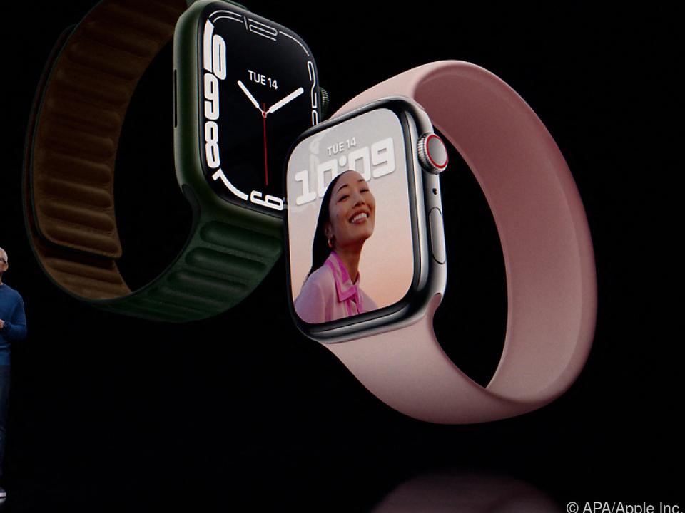 Die siebte Auflage für die Apple Watch