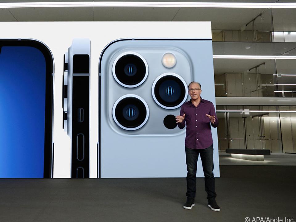 Neue Optiken für das iPhone
