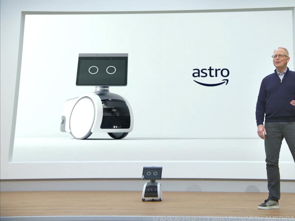 Astro soll im Haushalt helfen