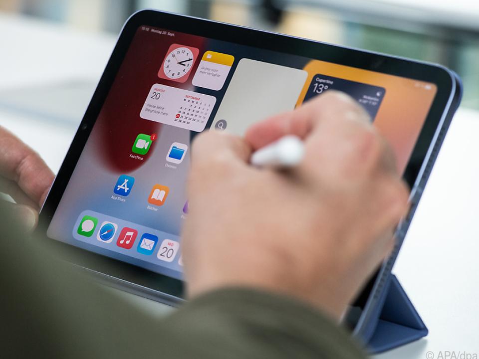 Das iPad mini hat nun eine neue Form mit größerem Bildschirm
