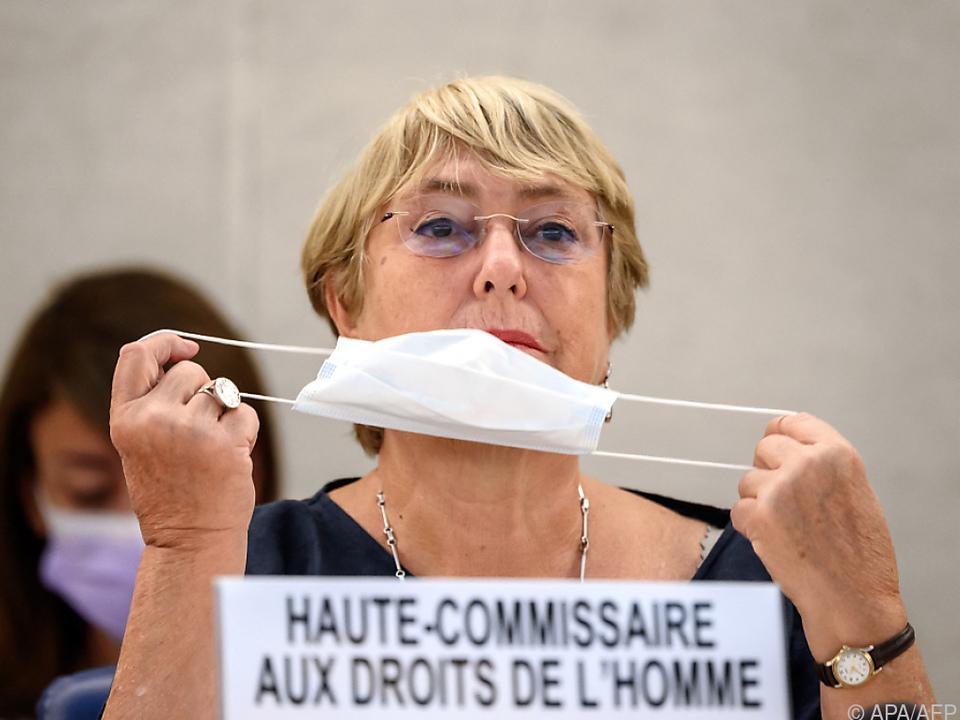 Bachelet: Taliban haben Menschenrechts-Versprechen gebrochen
