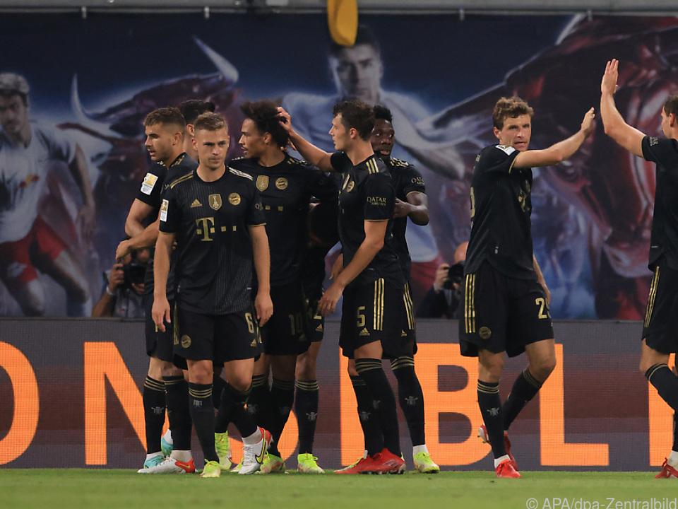 Bayern in Barcelona Favorit