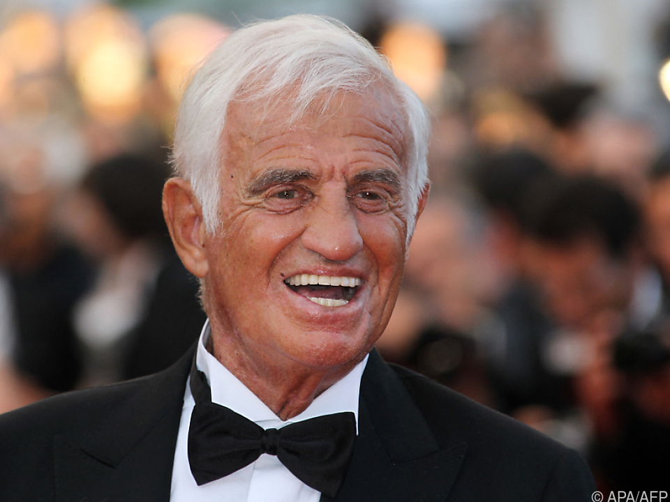 Belmondo verstarb am Montag im Alter von 88 Jahren