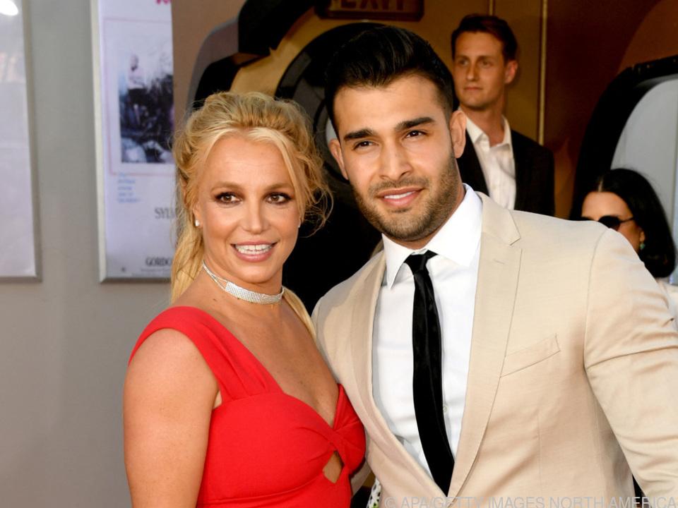 Britney Spears und Sam Asghari (Archivbild)
