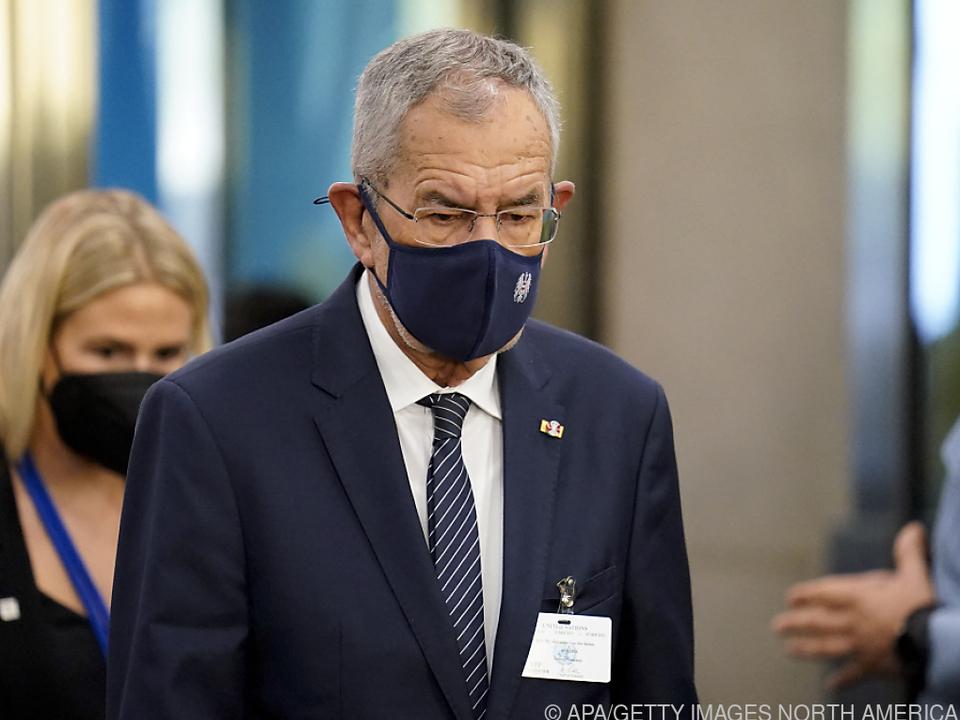 Bundespräsident bei der UN-Generaldebatte in New York
