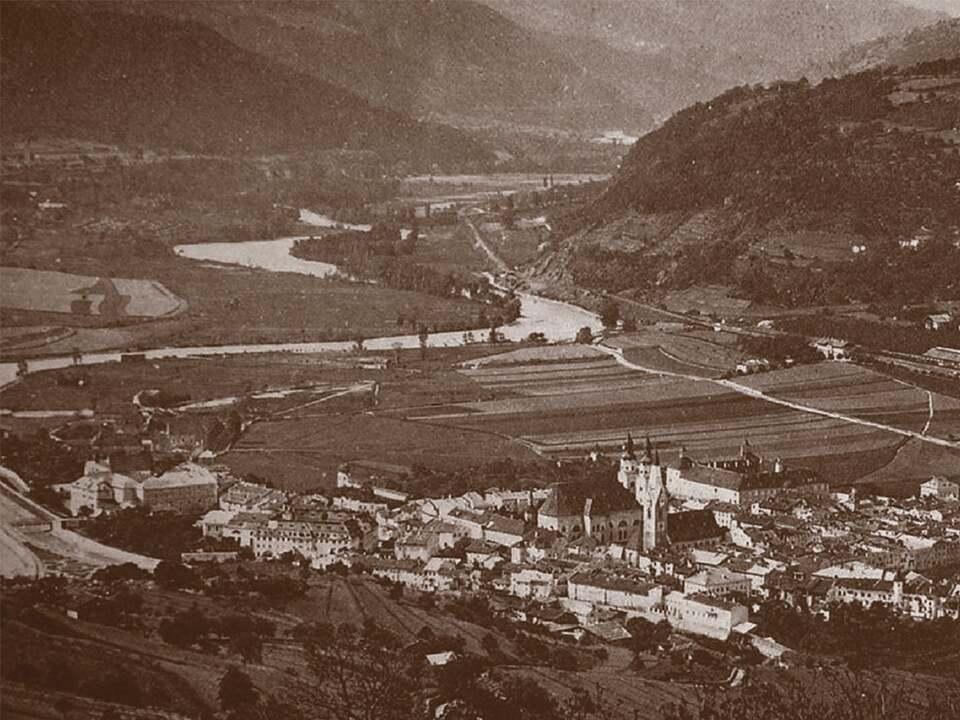 Brixen im Jahr 1882