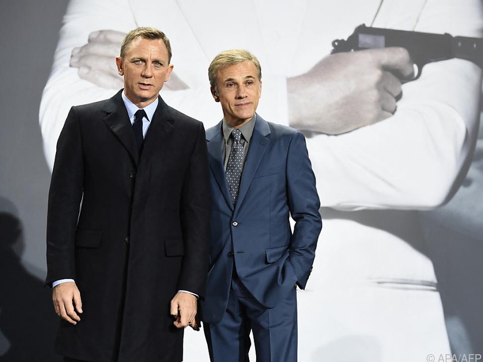 Christoph Waltz brachte ein bisschen Austro-Charme in die Bond-Filme
