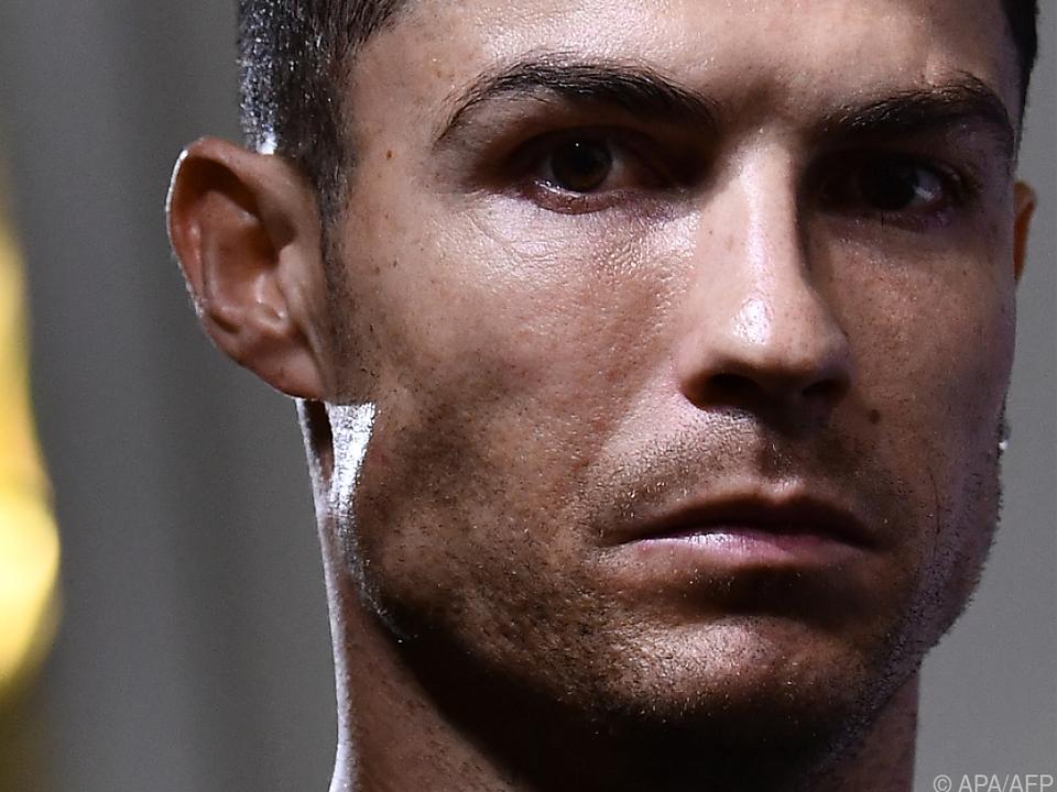 Cristiano Ronaldo hat den Torrekord für Länderspiel-Tore bei Männern