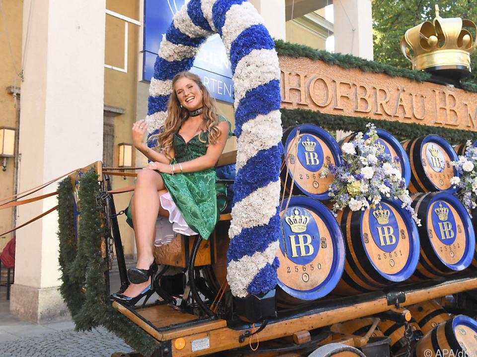 Das Münchner Oktoberfest genießt Markenschutz