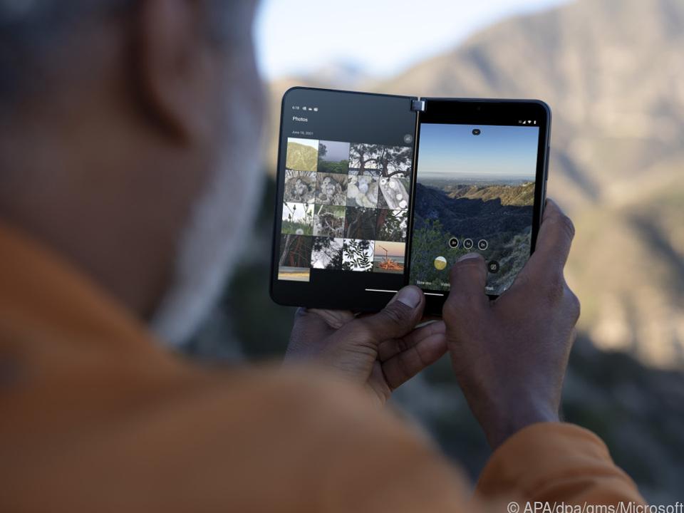 Jetzt mit 5G und Triple-Kamera: Das neue Surface Duo 2 kostet ab 1.600 Euro
