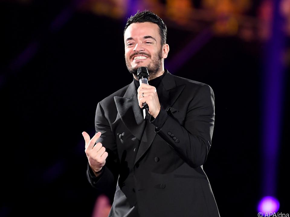 Der Entertainer hofft auf ein breites Zuschauerspektrum