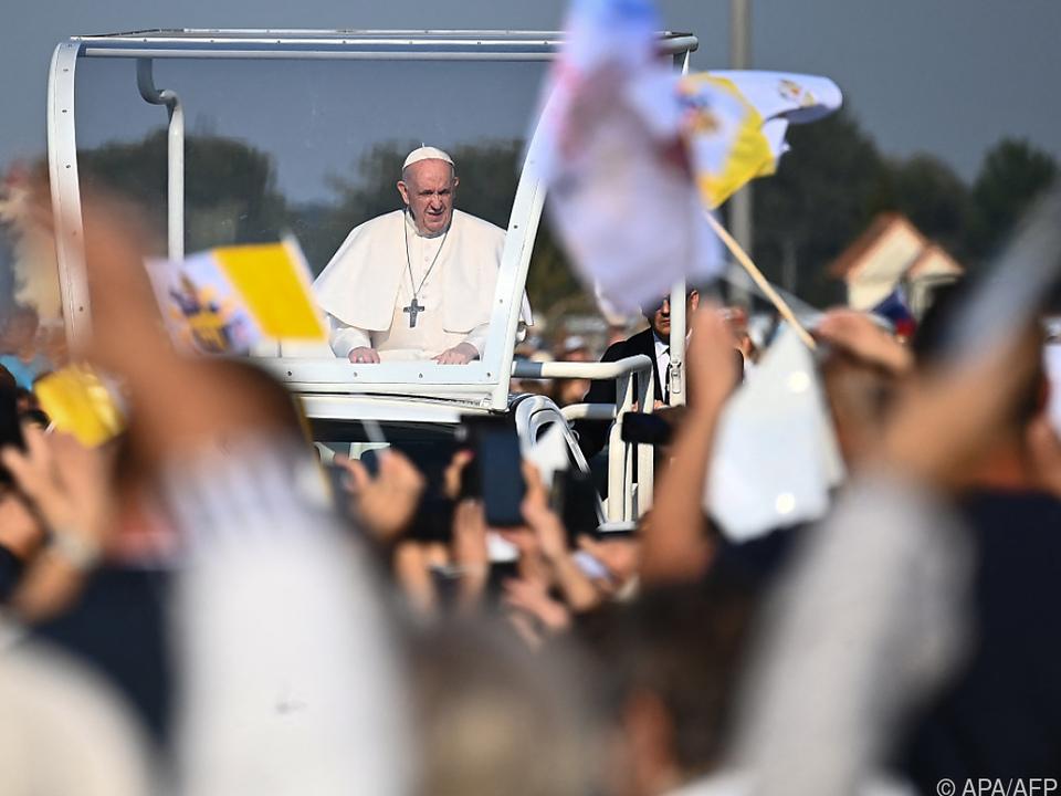 Der Papst kehrt heute in den Vatikan zurück