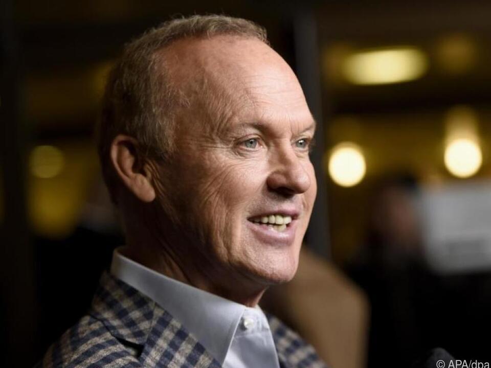 Der vielseitige Michael Keaton wird am Sonntag 70