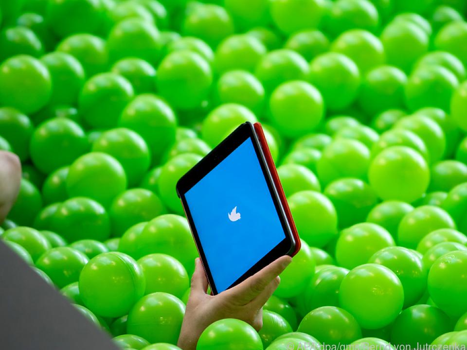 Der Zutritt zu Twitters Info-Bällebad wird  nicht mehr bei jedem Account gratis sein