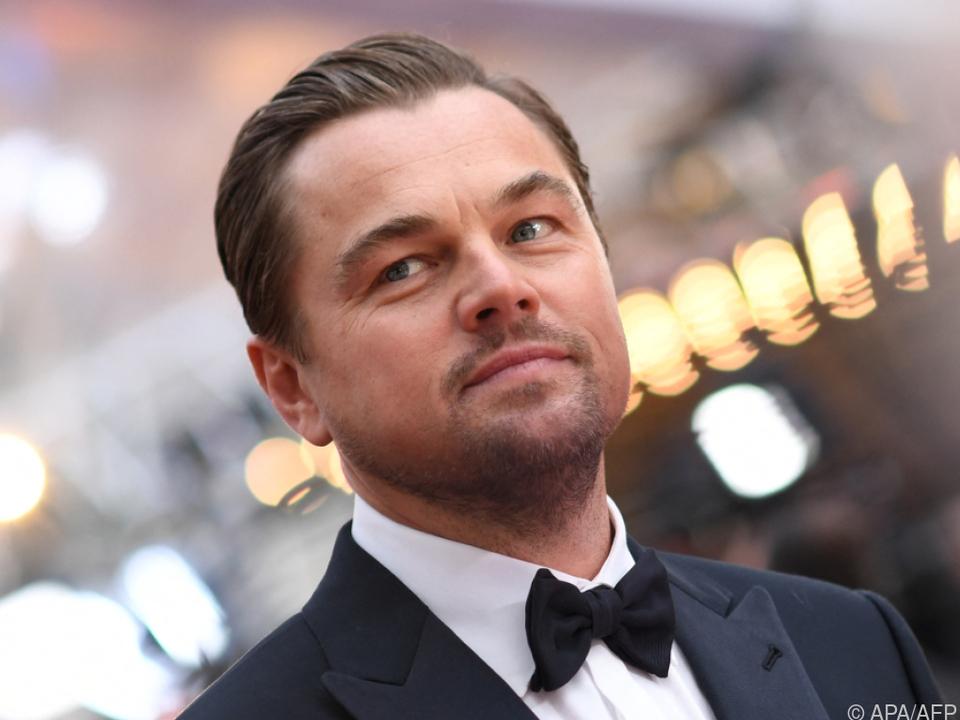 DiCaprio unterstützt Startups aus Israel und den Niederlanden