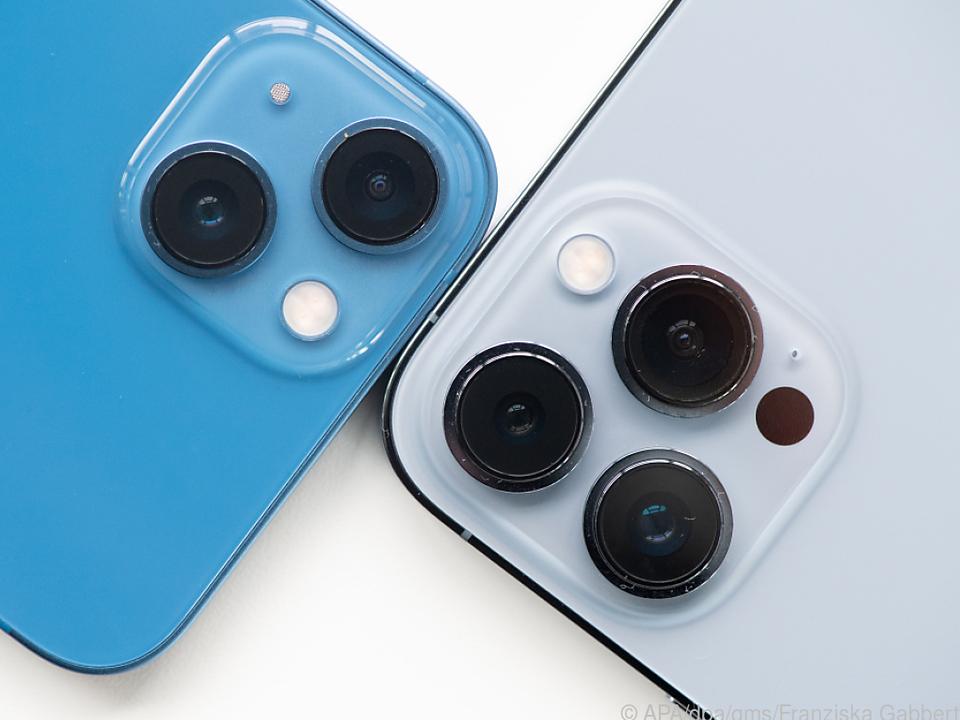 Die Kamera der 13er-iPhones hat ein großes Upgrade bekommen