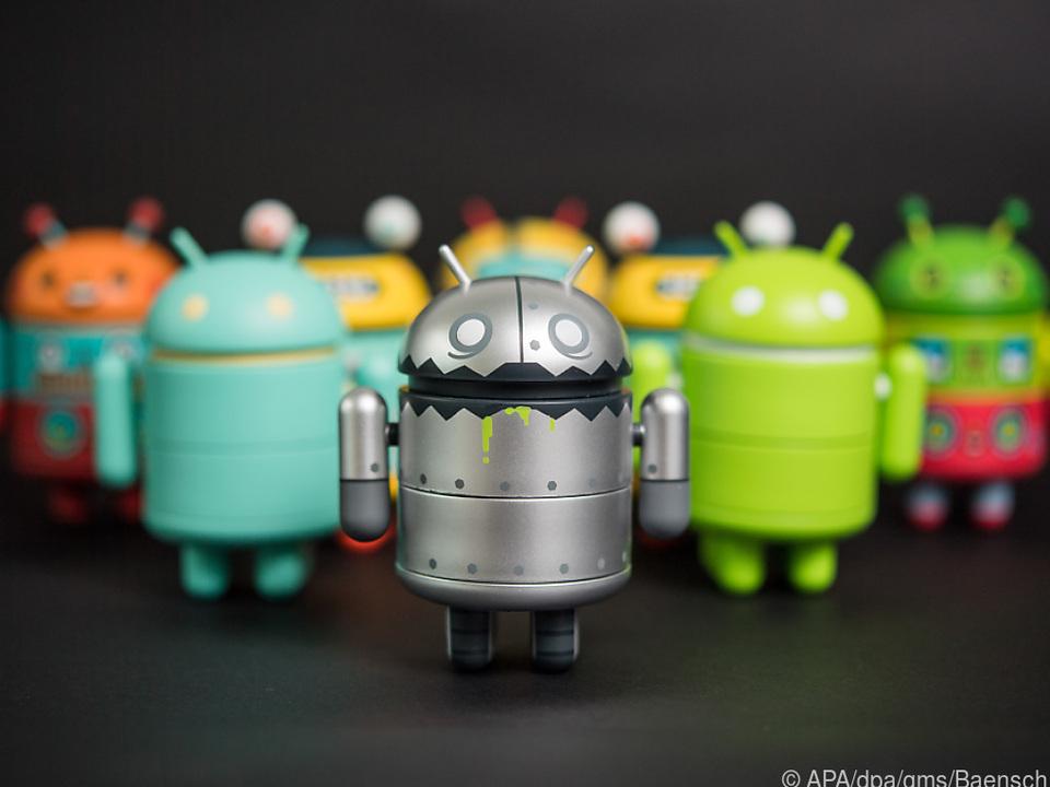 Die Androiden wachen ab Anfang Dezember über sensible Berechtigungen von Apps