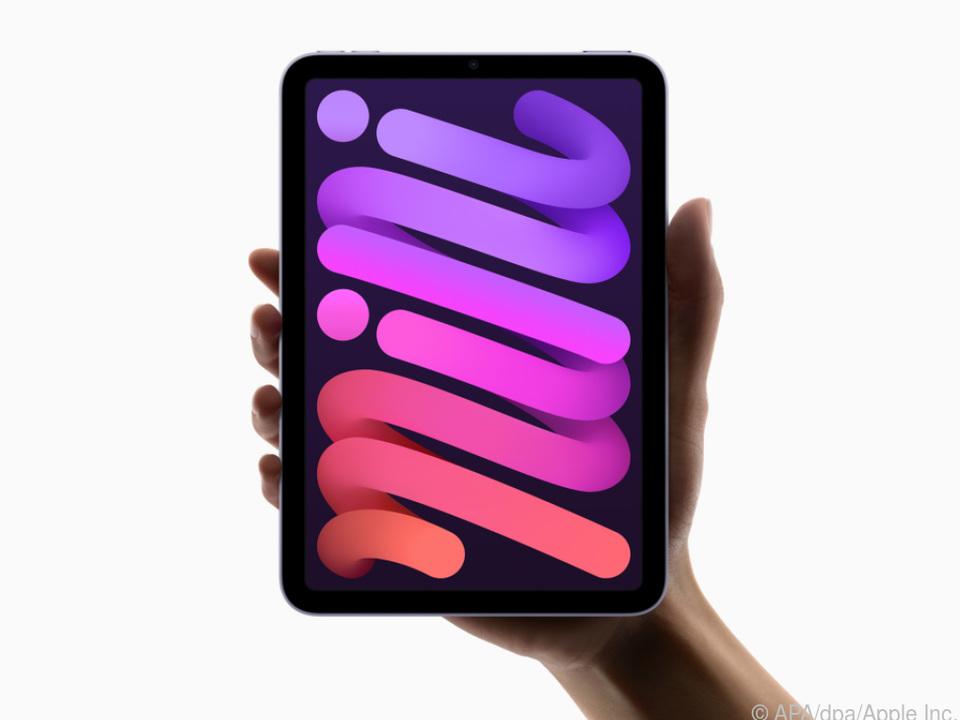 Das neue iPad Mini mit 8,3-Zoll-Display