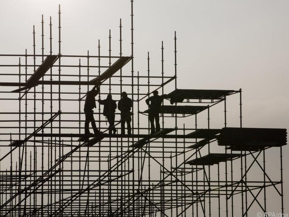 Die Eurozone baut sich wieder Richtung Vorkrisenniveau auf