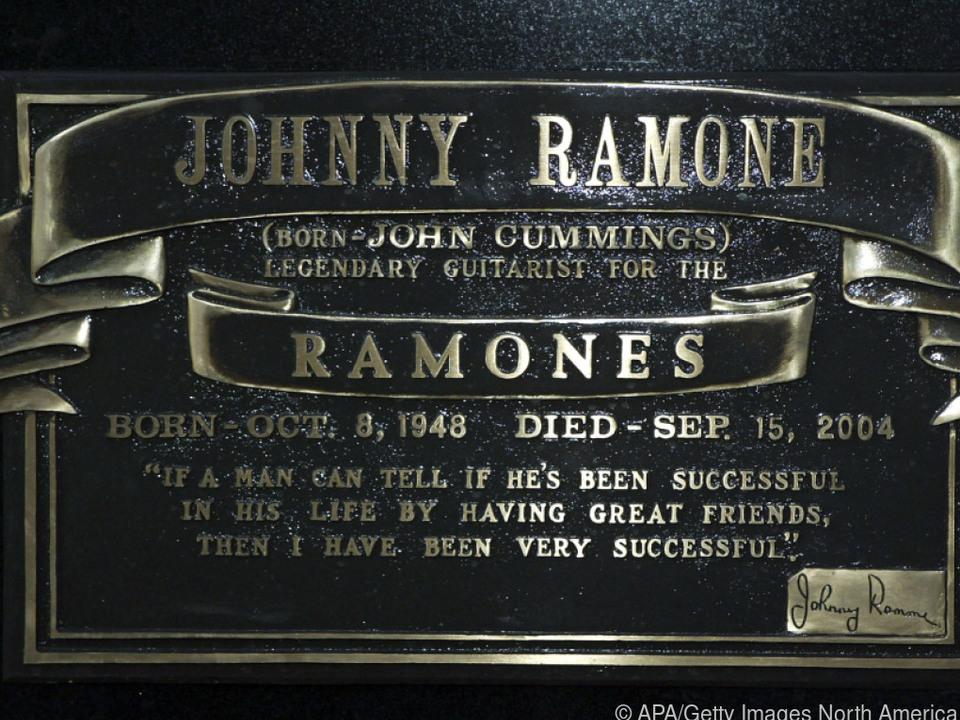 Die Ramones gehören zu den erfolgreichsten Punkbands der Geschichte