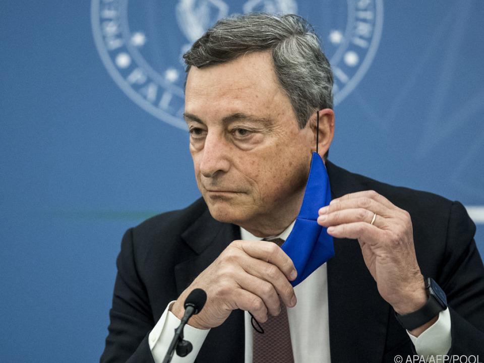 Draghi setzt auf einen klaren Lenkungseffekt