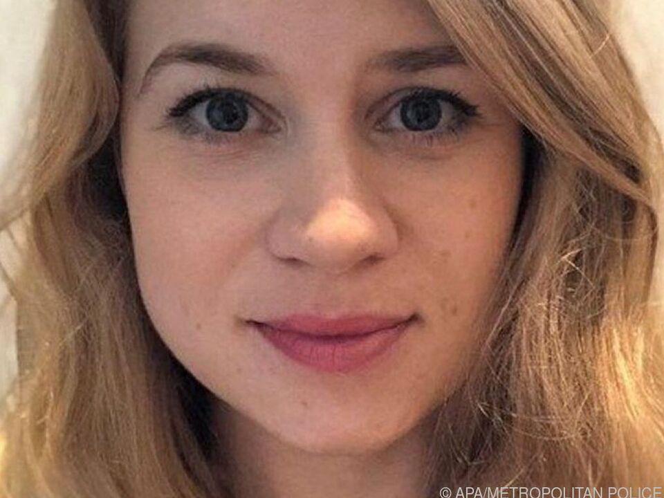 Ein Foto des Mordopfers vom März 2021