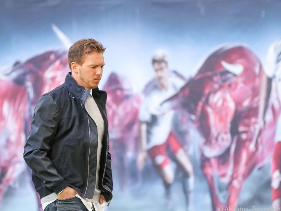 Emotionale Rückkehr des neuen Bayern-Coaches Nagelsmann