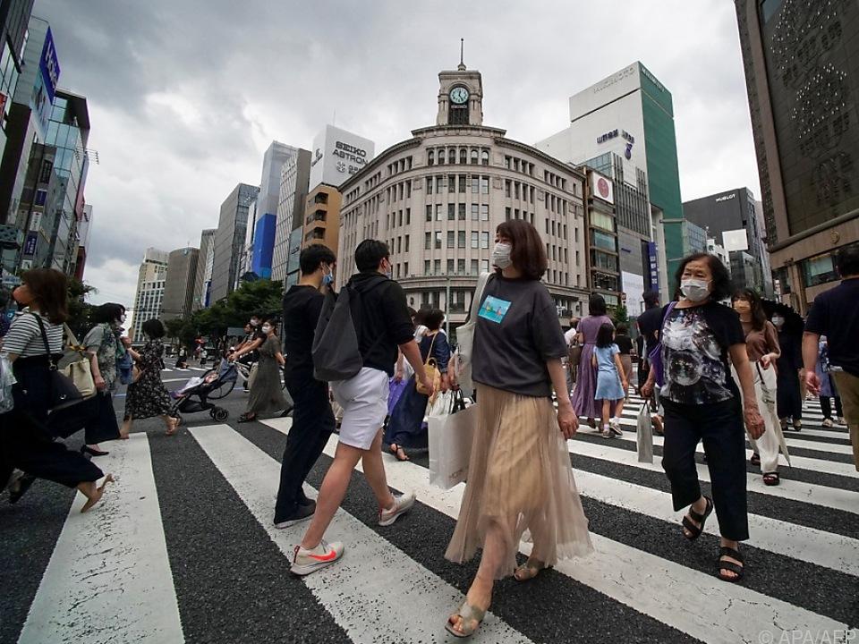 Erholung von der Coronakrise langsamer als in anderen Industrieländern