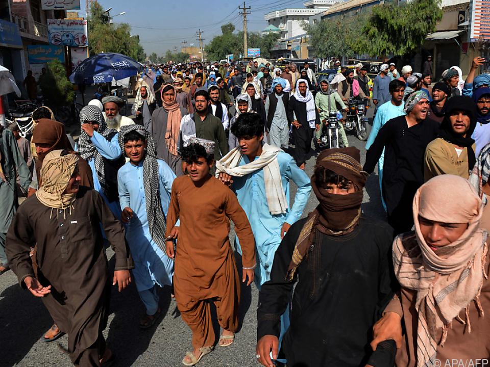 Es regt sich Widerstand gegen die Taliban