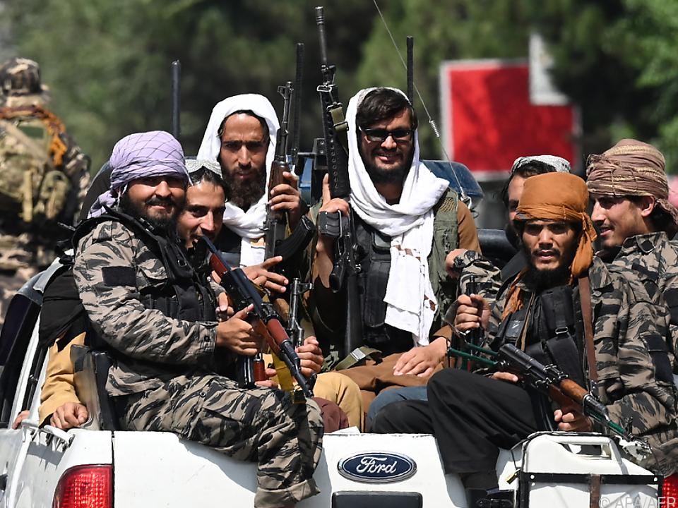 EU stelllt Bedingugen für Zusammenarbeit mit Taliban