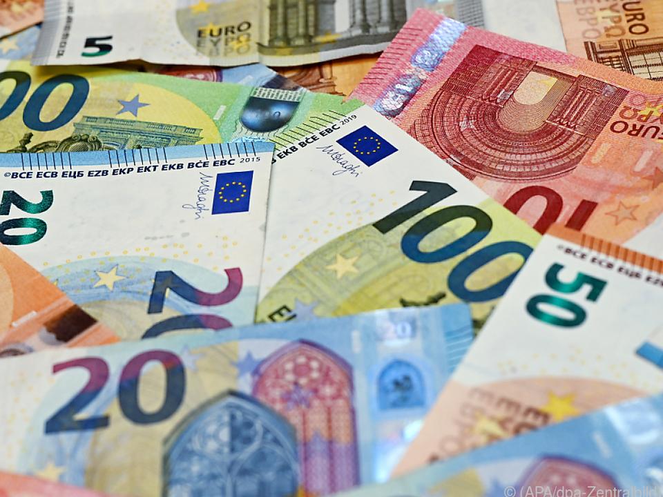 EZB tritt bei Anleihenkäufen auf die Bremse.