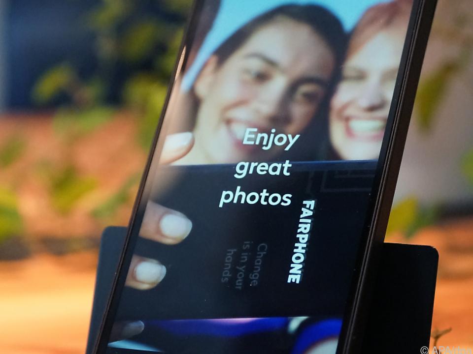 Fairphone punktet vor allem mit seiner Transparenz