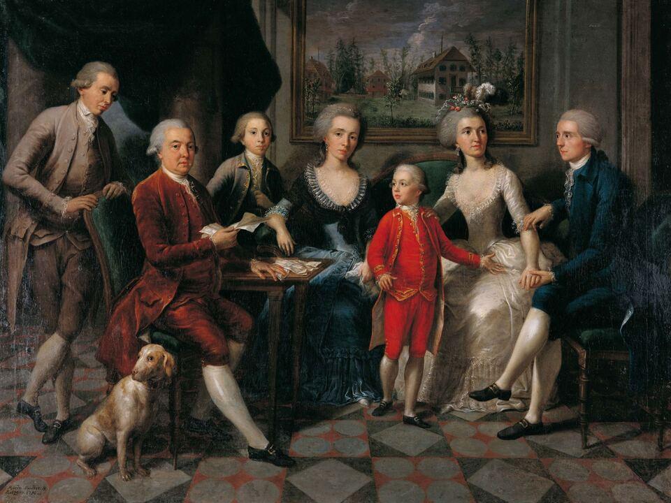 Familie Menz