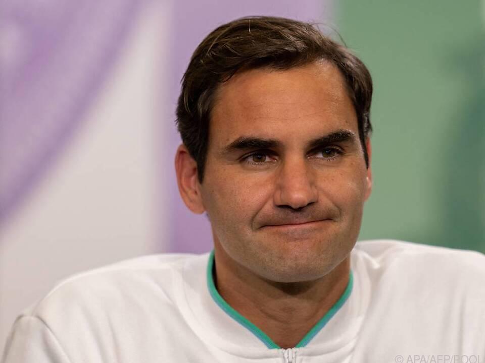 Federer berichtet von guten Reha-Fortschritten